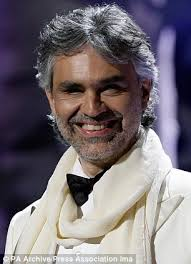 Blind Man Rides Bike On His Bike The Blind Maestro Opera Legend Andrea Bocelli Proves