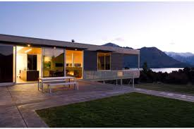 wanaka luxury lodge uses apl architectural series for aluminium
