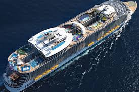 largest cruise ship in the world 5 largest cruise ships in 2018 can you guess the world u0027s biggest