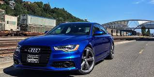 find of the day sepang blue audi s6 at university audi