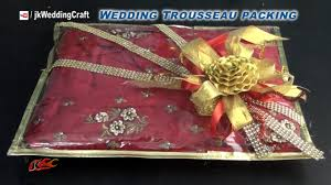wedding dresses packing how to pack indian dress for trousseau wedding trousseau packing