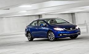 2013 honda civic sedan test u2013 review u2013 car and driver