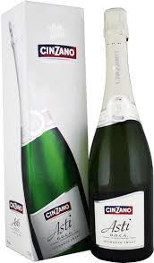 asti martini champagne sparkling wine cinzano asti spumante docg gift box 0 75 l