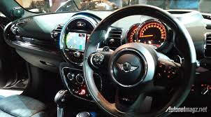 mini cooper interior interior mini clubman s 2016 autonetmagz