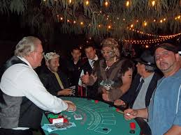 halloween party ideas halloweenparty themes casino night