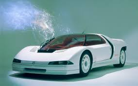 pejo spor araba old concept cars peugeot quasar concept
