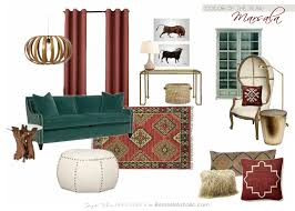 remodelaholic decorating with marsala the pantone color of the year