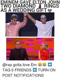 wedding gift meme 25 best memes about elton elton memes