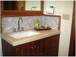 bathroom sink backsplash ideas bathroom with backsplash pleasing bathroom vanity backsplash ideas