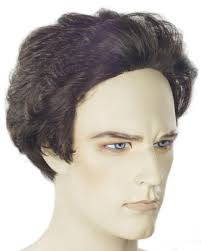 mens halloween wigs combed back mens by lacey costume wigs u2013 maxwigs