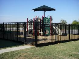 ornamental iron gallery viking fence