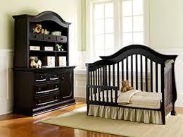 Davenport Convertible Crib Baby Appleseed Davenport Hutch Cherry Heritage Ideal Baby