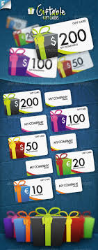 gift cards for business giftable gift cards it s a present by rzdesign graphicriver