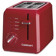 Cuisinart Toaster Bagel Setting Cpt 122r Toasters Discontinued Cuisinart Com