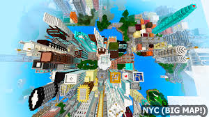 New York City Map For Minecraft new york city big map for mcpe android apps on google play