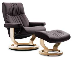 Classic Chair Stressless Crown Recliners