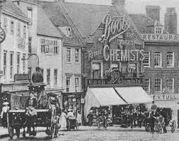 boots sale uk chemist thames then and now an illustrated series by