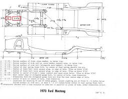 1968 mustang dimensions how to design and build a frame jig in only 6 months