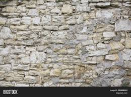 stone old wall heather stone wall image u0026 photo bigstock