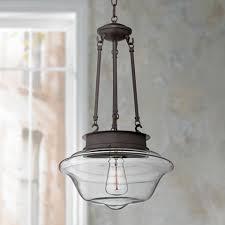 Schoolhouse Pendant Lights Schoolhouse Style Lighting Ideas Advice Ls Plus