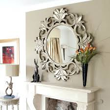 home decorative collection wall mirrors modern mirrors for living room collection also home