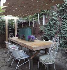 Build Cheap Outdoor Table by Patio Shades Ideas 10 Clever Ways To Take Cover Outdoors Bob Vila
