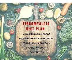 what is the fibromyalgia diet plan