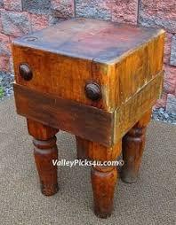 antique butcher block kitchen island how to sterilize an antique butcher block table butcher blocks