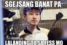 Meme Mo - search a meme sge isang banat pa lalanding to sa fess mo