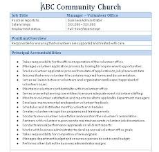 business owner job description for resume sample business manager job description sample church employee