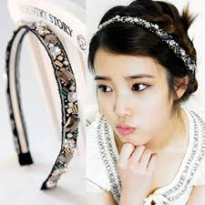 korean headband and lace headband