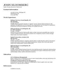 Hr Resume Format For Freshers Impressive Resume Format 25 Latest Sample Cv For Freshers 2017
