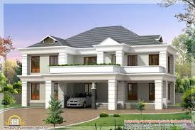 Kerala Home Design Latest Great Colonial Home Design Colonial House Plans House Designs