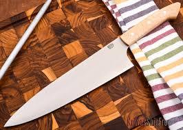bark river kitchen knives bark river knives chef s knife cpm 20cv birdseye maple