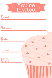 birthday invitation template invite layouts paso evolist co