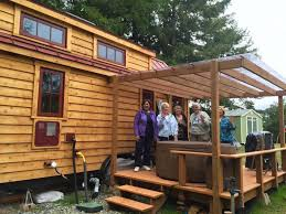 Tumbleweed Cottages Senior Citizens And Tiny Houses Three Stories Of Women Retiring