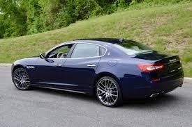 maserati granturismo dark blue 2014 maserati quattroporte gts hunting ridge motors