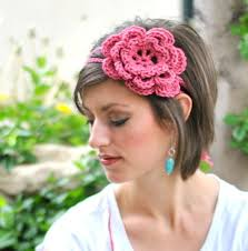 the hairband 68 best crochet hair images on crochet ideas