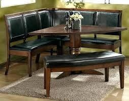 leather corner bench dining table set corner dining table and chairs best of corner bench dining table