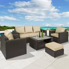 Patio Sectional Bestchoiceproducts Best Choice Products 7pc Outdoor Patio