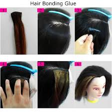 hair bonding aliexpress buy new 1bottle 1floz hair bonding glue