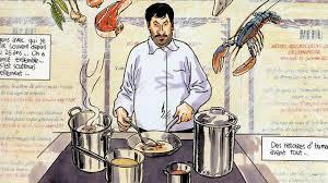bd cuisine quand la bd passe en cuisine l express