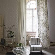 Plum Flower Curtains Plum Blossom Acacia Fabric Designers Guild