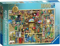 ravensburger build the empire state building 3d jigsaw puzzle