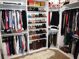 corner closet and shoe organizers with white hardwood material