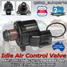 mitsubishi idle air speed control valve pajero nm np nl 6g74 3 5l