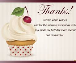 heartfelt messages and quotes sayings to say thanks you for birthday