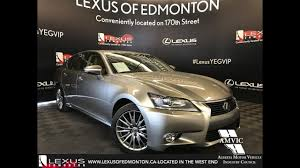 used lexus gs 460 used silver 2015 lexus gs 350 executive package in depth review