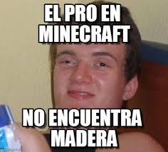 Memes Pro - el pro el pro en minecraft en memegen