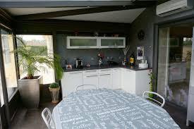 cuisine dans veranda cuisine dans véranda extension de cuisine par une véranda